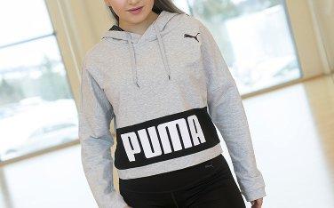 кофты Puma