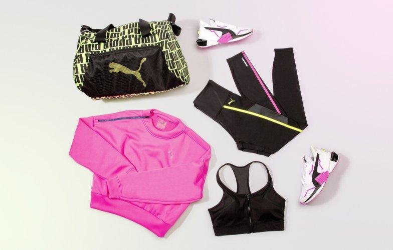 Выбери свой стиль одежды для тренировок