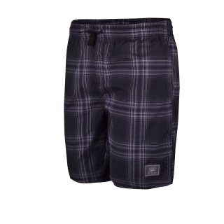 Шорты Speedo Yarn Dyed Check Leisure 18 Watershort - фото 1