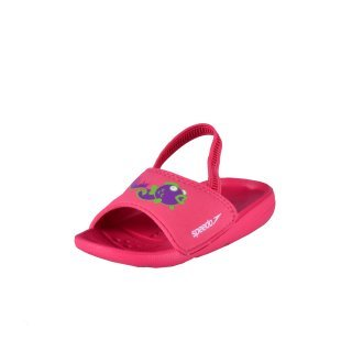 Сандалии Speedo Atami Sea Squad Slide Infant - фото 1