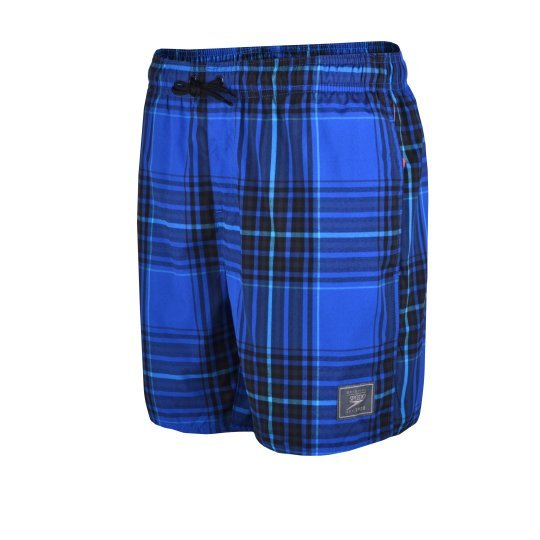Шорты Speedo Yarn Dyed Check Leisure 16 Watershort - фото