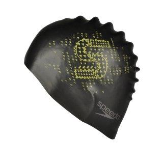 Шапочка для плавания Speedo Reversible Moulded Silicone Cap - фото 1