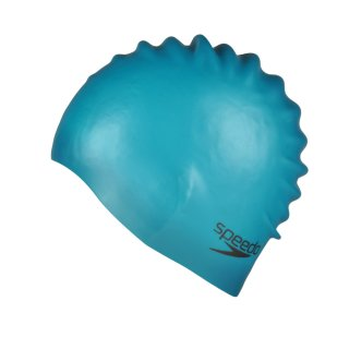 Шапочка для плавания Speedo Plain Moulded Silicone Cap - фото 1
