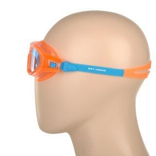 Очки и маска для плавания Speedo Rift Junior - фото 2