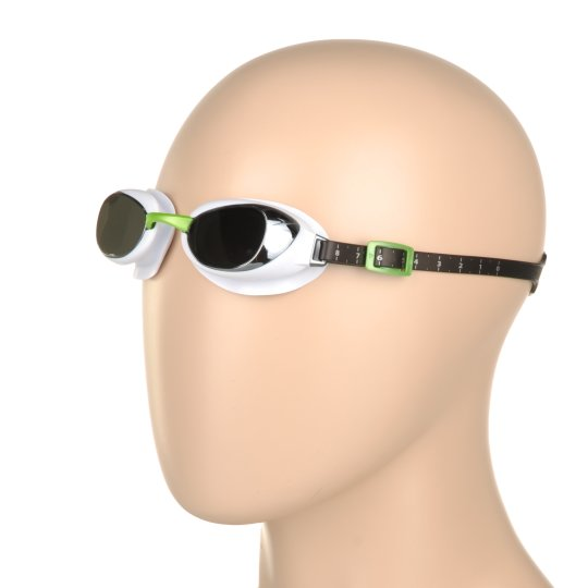 Очки и маска для плавания Speedo Aquapure Mirror - фото