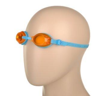 Очки и маска для плавания Speedo Jet Junior - фото 1
