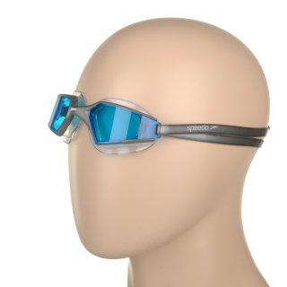 Очки и маска для плавания Speedo Aquapulse Max 2 - фото 1