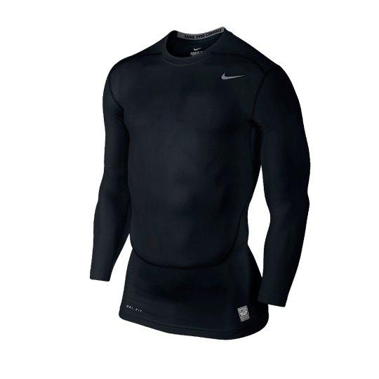 Футболка Nike Core Compression Ls Top 2.0 - фото