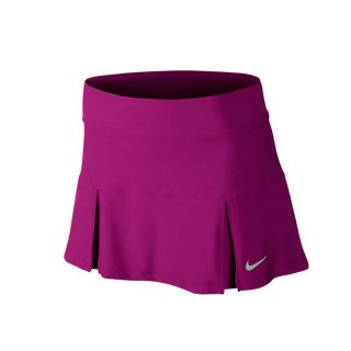 Юбка Nike Four Pleated Knit Skirt - фото 1