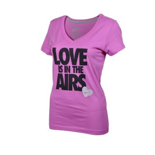 Футболка Nike Tee-Love Is In The Air - фото 1