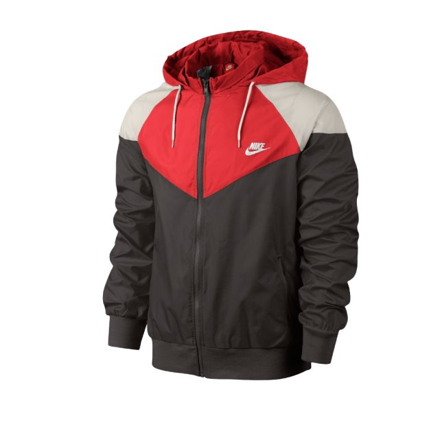 Куртка-ветровка Nike Ru Heritage Windrunner - фото