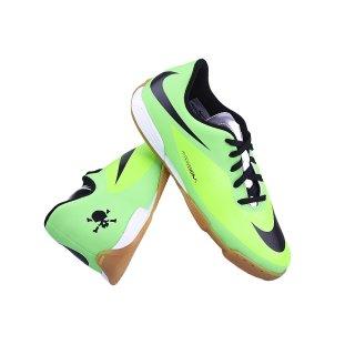 Бутсы Nike Jr Hypervenom Phade Ic - фото 3