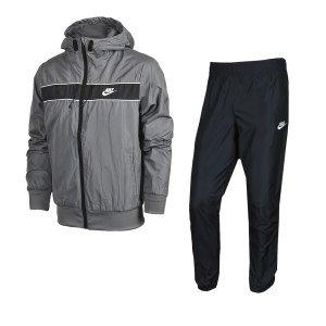 Спортивный костюм Nike WU Woven Hood Cuff Were - фото 1