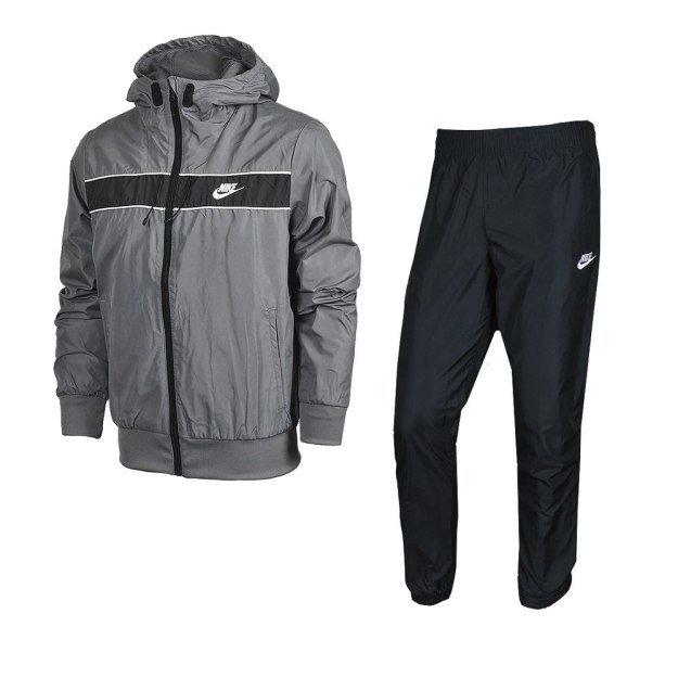 Спортивный костюм Nike WU Woven Hood Cuff Were - фото