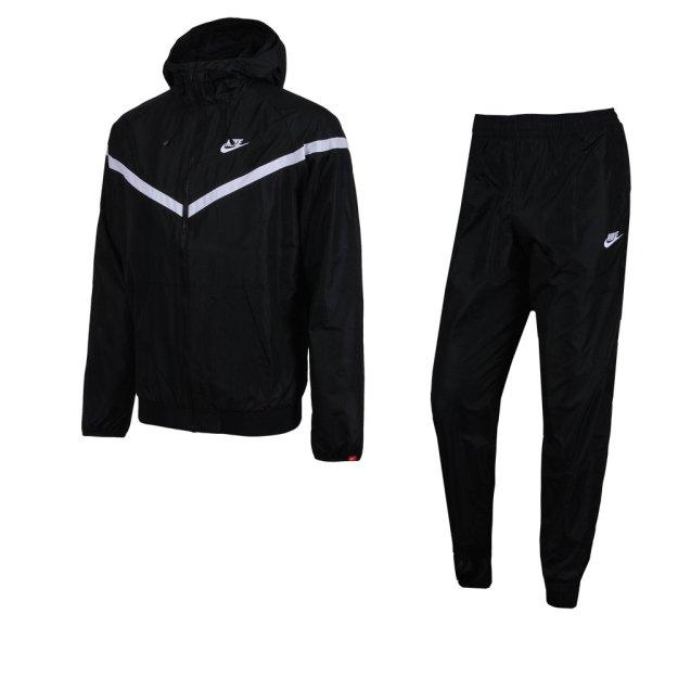 Костюм Nike WU Woven Tech Hood Were - фото