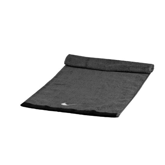 Полотенце Nike Fundamental Towel  Black/White - фото