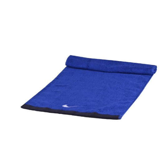Полотенце Nike Fundamental Towel  Varsity Royal/White - фото