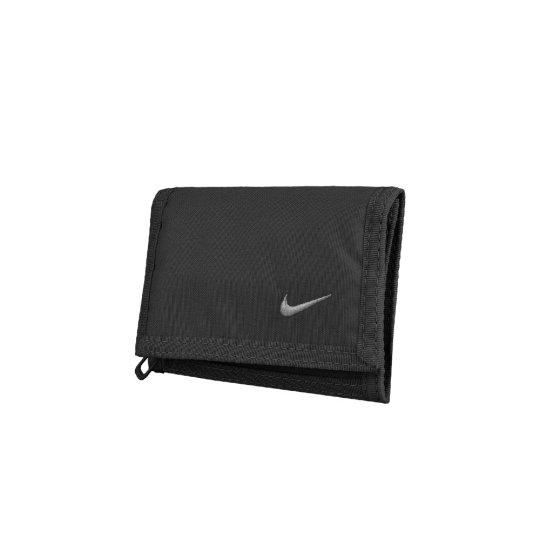 Кошелек Nike Basic Wallet  Black/White - фото