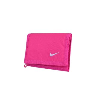 Кошелек Nike Basic Wallet Ns Pink Foil/White - фото 1