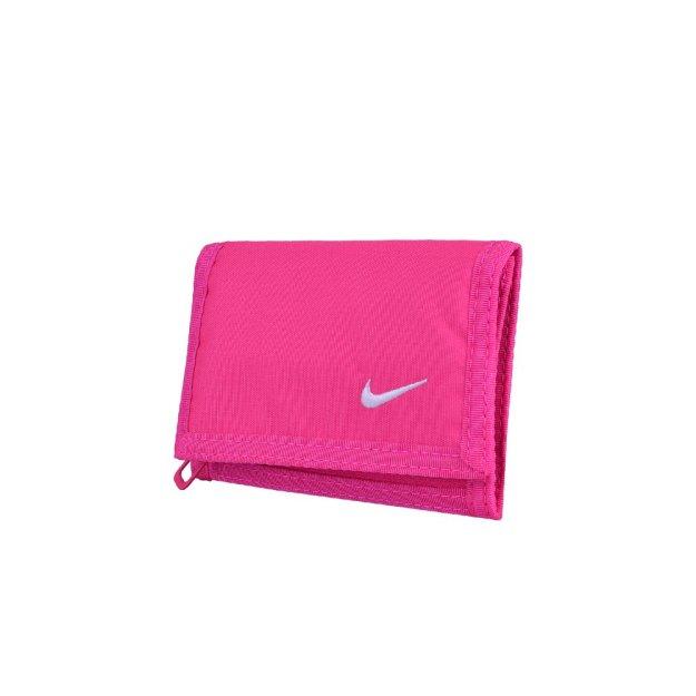 Кошелек Nike Basic Wallet Ns Pink Foil/White - фото