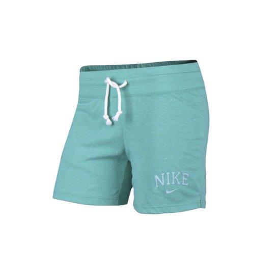 Шорты Nike Marled Jersey Graphic Short - фото