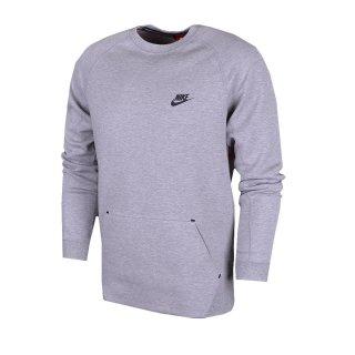 Кофта Nike Tech Fleece Crew - фото 1