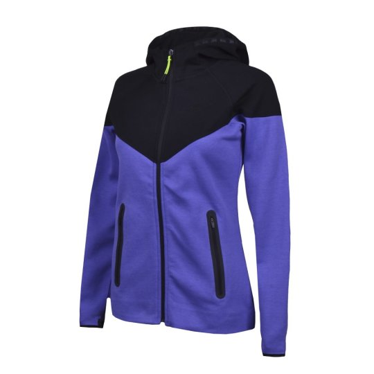 Кофта Nike Tech Fleece Fz Hoody - фото