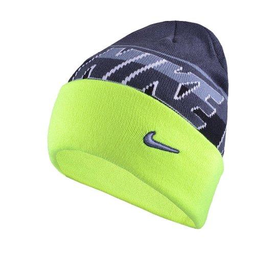 Шапка Nike Cuffed Beanie Yth - фото