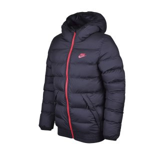 Куртка Nike Jacket Hooded Were - фото 1