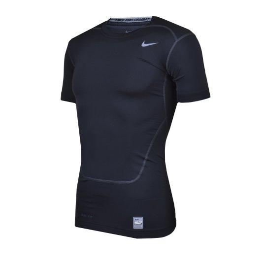 Футболка Nike Core Compression Ss Top 2.0 - фото
