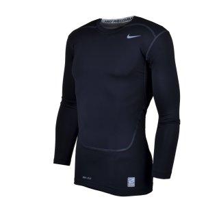 Футболка Nike Core Compression Ls Top 2.0 - фото 2