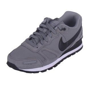 Кроссовки Nike Air Waffle Trainer Leather - фото 1