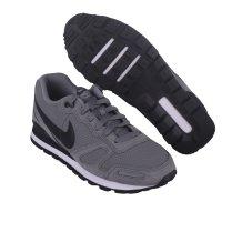 Кроссовки Nike Air Waffle Trainer Leather - фото