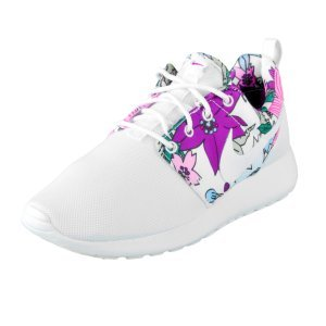 Кроссовки Nike Wmns Rosherun Print - фото 1