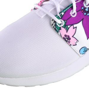 Кроссовки Nike Wmns Rosherun Print - фото 5