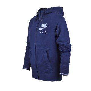 Кофта Nike Aw77 Ft Fz Hoody-Air - фото 1