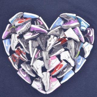 Футболка Nike Tee-Shoe Love - фото 3