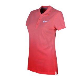 Поло Nike Nike Advantage Polo-Dip Dye - фото 1