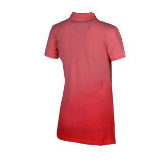 Поло Nike Nike Advantage Polo-Dip Dye - фото 2