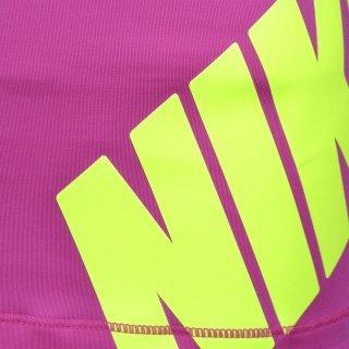 Футболка Nike Pro Logo Ss Top - фото 3