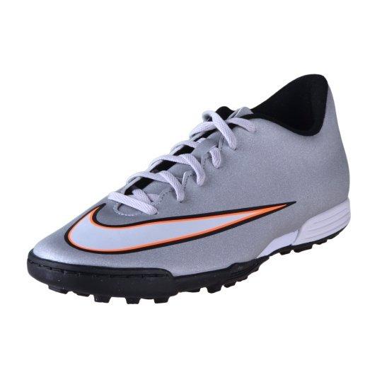 Бутсы Nike Mercurial Vortex Ii Cr Tf - фото