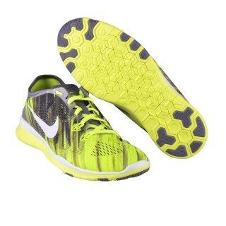 Кроссовки Nike Wmns Nke Free 5.0 Tr Fit 5 Prt - фото 2