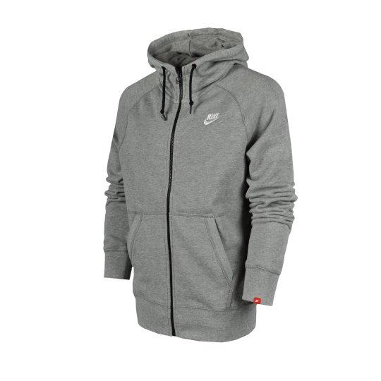 Кофта Nike Aw77 Ft Fz Hoody - фото