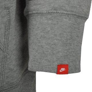 Кофта Nike Aw77 Ft Fz Hoody - фото 3