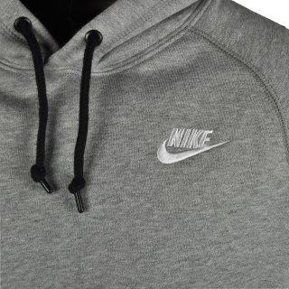 Кофта Nike Aw77 Flc Hoody - фото 3