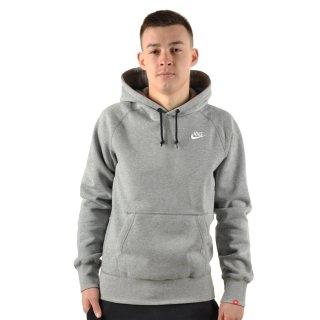 Кофта Nike Aw77 Flc Hoody - фото 4