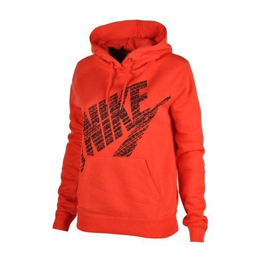Кофта Nike Rally Hoody-Logo - фото