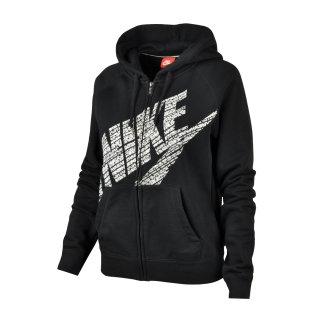 Кофта Nike Rally Fz Hoody-Logo - фото 1