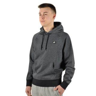 Кофта Nike Aw77 Ft Hoody-Shoebox - фото 1