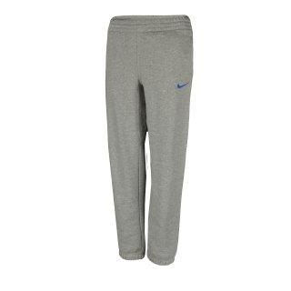 Брюки Nike N45 Bf Gfx Cuff Pant Yth - фото 1